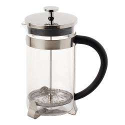 ProCook Glass Cafetiere with Softgrip Handle - 8 Cup / 1L