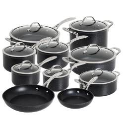 ProCook Professional Granite Cookware Set - 10 Piece