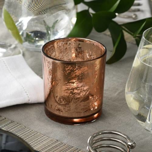 ProCook Candle Holder Copper Small