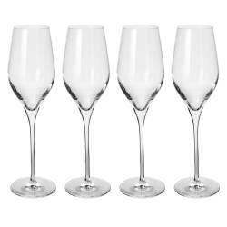 St. Tropez Champagne Glasses - Set of 4 - 230ml