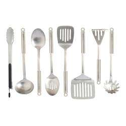 ProCook Stainless Steel Utensils - 8 Piece Set