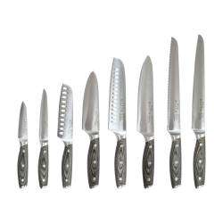 ProCook Elite Ice X50 Knife Set - 8 Piece