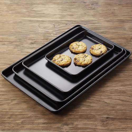 ProCook Non-Stick Baking Tray Set 4 Piece
