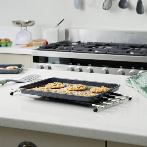 ProCook Non-Stick Granite Baking Tray 36 x 27cm