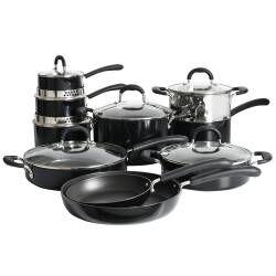 Gourmet Non-Stick Cookware Set - 10 Piece