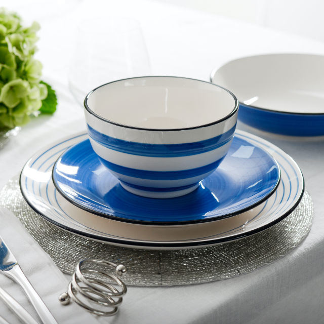 Coastal <br/>Tableware