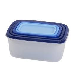 ProCook Nesting Storage Set - 5 Piece Blue