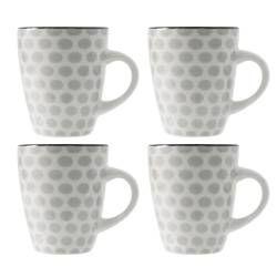 ProCook Salcombe Stoneware Mug Set - 4 Piece