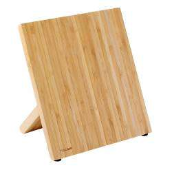 ProCook Magnetic Knife Block - Bamboo