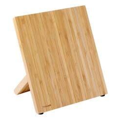 ProCook Magnetic Knife Block - Bamboo