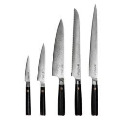 Damascus 67 Knife Set - 5 Piece