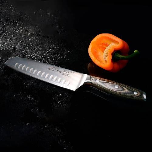 Elite Ice X50 Santoku Knife 18cm / 7in