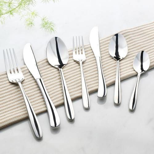 ProCook Berkeley Cutlery Set 28 Piece - 4 Settings