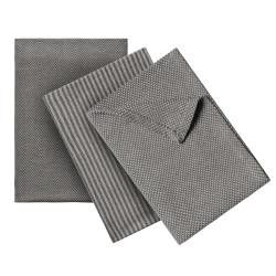ProCook Tea Towel 3 Piece Set - Grey