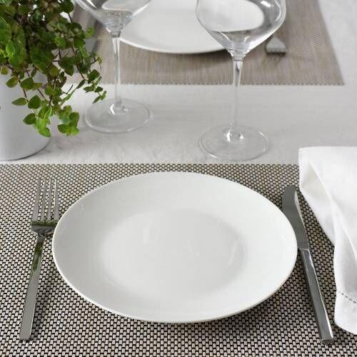 Malvern Bone China Salad Plate Set of 4 - 23cm