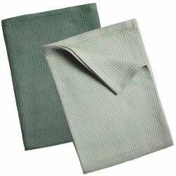 ProCook Tea Towel Set - Green