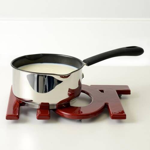 Gourmet Stainless Steel Milk Pan 14cm / 1.1L Non-Stick