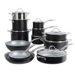 ProCook Professional Ceramic Cookware Set - 12 Piece