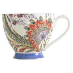ProCook Footed Mug - Paisley