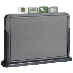 Designpro Chopping Board Set - 30x22cm Green