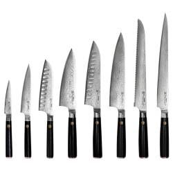 Damascus 67 Knife Set - 8 Piece