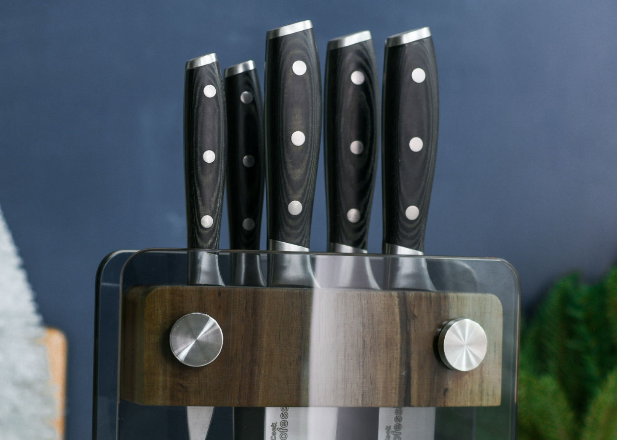 Best Selling Knives and Knife Blocks