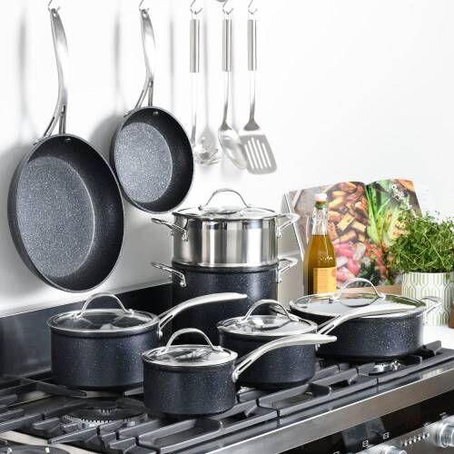 Professional Granite Cookware Set 8 Piece