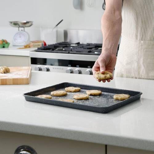 ProCook Non-Stick Granite Baking Tray 41 x 31cm