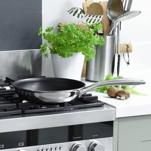 Elite Tri-Ply Frying Pan 22cm
