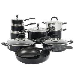 Gourmet Non-Stick Cookware Set - 10 Piece