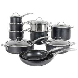 Professional Granite Cookware Set - 10 Piece