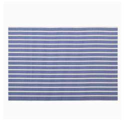 ProCook Rectangular Placemats - Set of 4 - Nautical Stripe