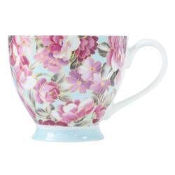 ProCook Footed Mug - Bright Floral