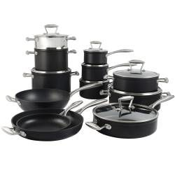 Elite Forged Cookware Set - 12 Piece