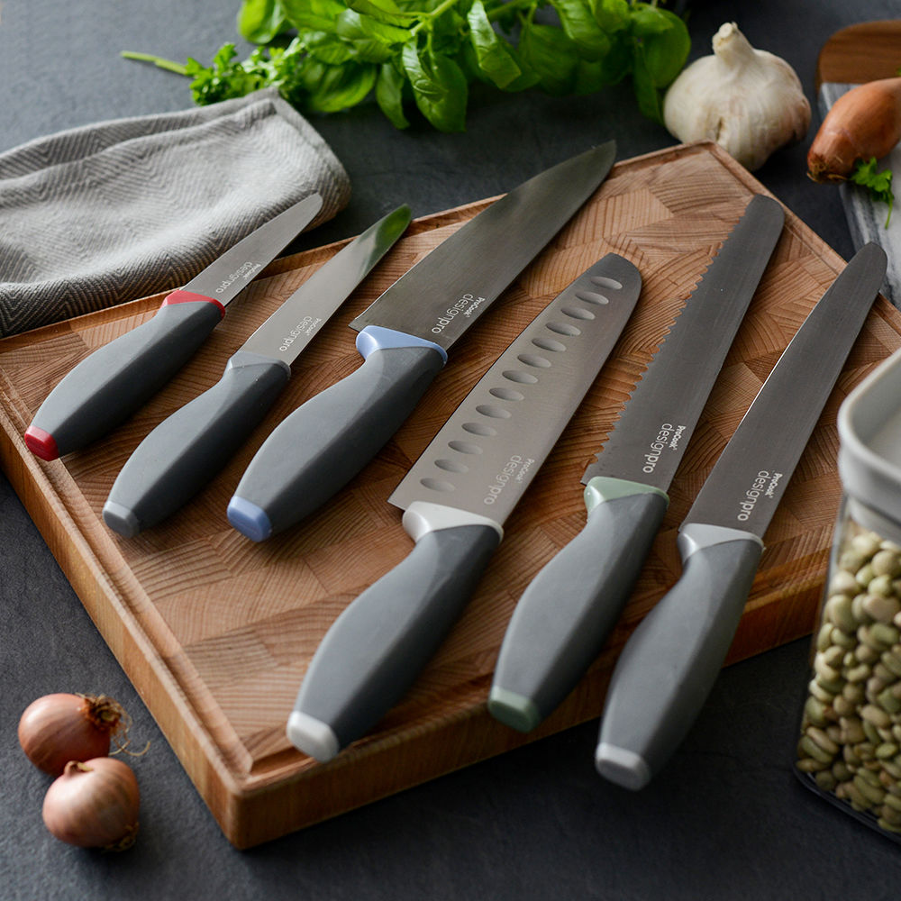 Designpro Titanium Knife Set
