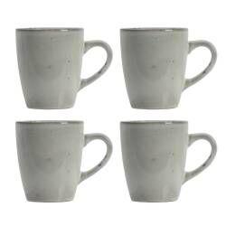 ProCook Oslo Stoneware Mug Set - 4 Piece