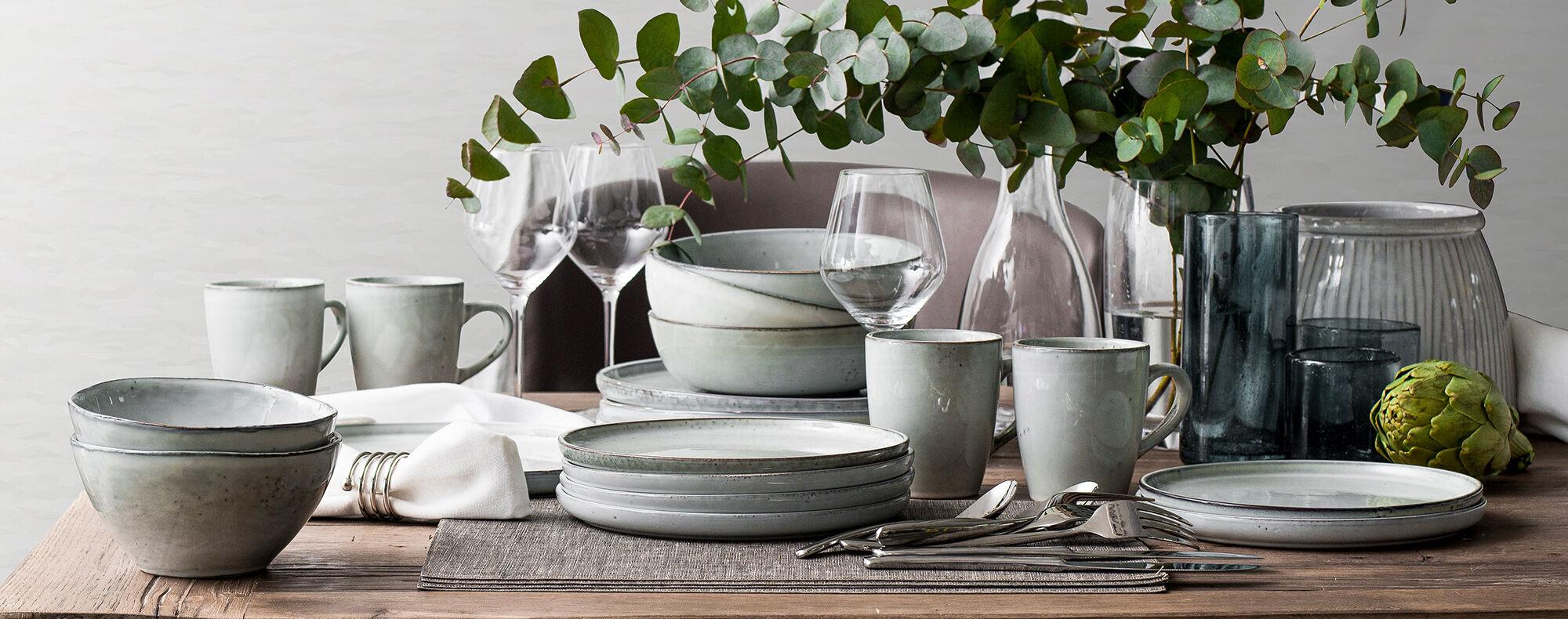 Oslo Stoneware Set