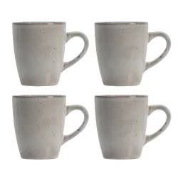Oslo Stoneware Mug - Set of 4 - 380ml