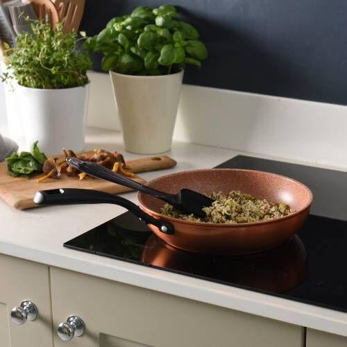 Copper Granite Non-Stick Frying Pan 24cm