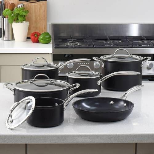Professional Ceramic Cookware Set 6 Piece