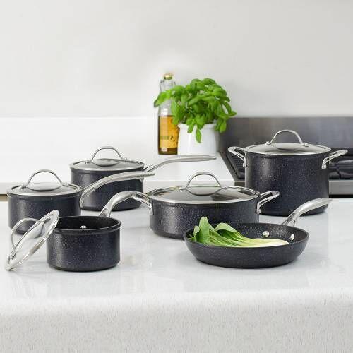 Professional Granite Cookware Set 6 Piece