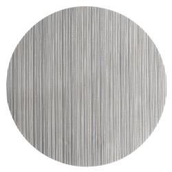 ProCook Round Placemats - Set of 4 - Silver