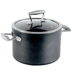ProCook Elite Forged Stockpot & Lid - 24cm / 7.2L