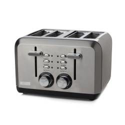 Haden Perth 4 Slice Toaster - Stainless Steel