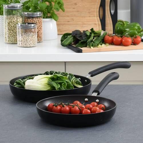 Gourmet Non-stick Frying Pan Set 24 and 28cm