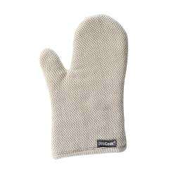 ProCook Single Oven Glove - Biscuit and Cream Check