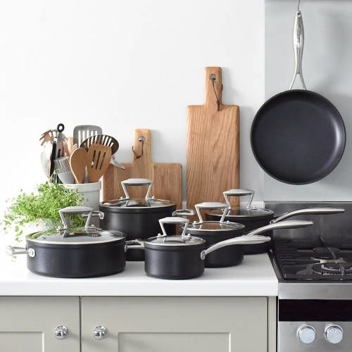 Elite Forged Cookware Set 6 Piece
