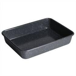 ProCook Non-Stick Granite Roasting Tin - 26 x 19.5cm