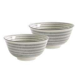 ProCook Chinese Bowl - Graphite Medium Set of 2