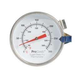 ProCook Deep Fry Thermometer - Stainless Steel